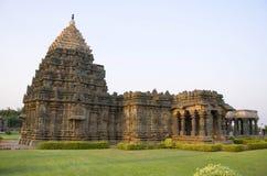 Den Mahadeva templet, Itagi, Karnataka, Indien Arkivfoto