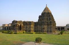 Den Mahadeva templet som byggs circa 1112 CE, Itagi, Karnataka Fotografering för Bildbyråer