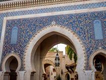 Den marockanska paviljongen, värld ställer ut, Epcot Royaltyfria Bilder