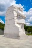 Den Martin Luther King Jr Nationell minnesmärke i Washington D C royaltyfria bilder