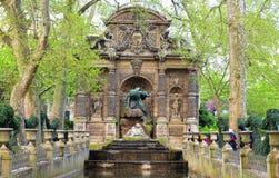 Den Medici springbrunnen arkivfoto