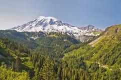 Den mer regniga dalen för Mt Royaltyfri Foto