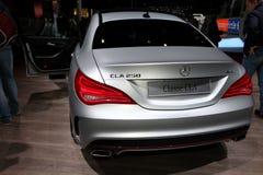 Den Mercedes En-grupp CLAEN Arkivbild
