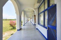 Den mest härliga Taitungen Conunty Fong Yuan Elementary School arkivfoton