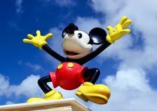 Den Mickey musen disney figurerar Arkivfoton