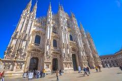 Den Milano kupolen Royaltyfria Bilder