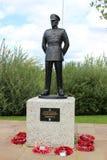 Den militära polisen, nationell minnes- Arboretum Royaltyfri Fotografi