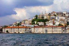 Stad av Istanbul Cityscape Arkivbilder