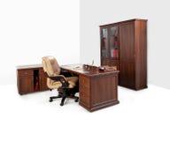 Den moderna kontorsinre frigör av folk Royaltyfri Fotografi