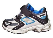 den moderna prövkopian shoes sportar Royaltyfri Bild