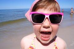 Den Mund aufsperrender Mund lizenzfreie stockbilder