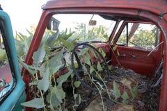 Antikviteten åker lastbil Royaltyfria Foton
