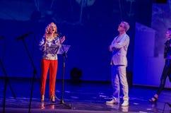 Den musikaliska Kvitkaen Royaltyfri Foto