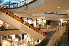 Den MyZeil shoppinggallerian Royaltyfria Foton