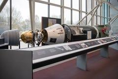 Den nationella luften och utrymmemuseet av Smithsonian Institution arkivbilder