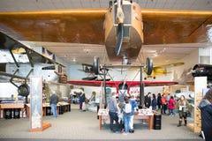 Den nationella luften och utrymmemuseet av Smithsonian Institution royaltyfri bild