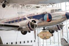 Den nationella luften och utrymmemuseet av Smithsonian Institution royaltyfria bilder