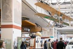 Den nationella luften och utrymmemuseet av Smithsonian Institution arkivfoto