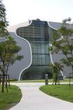Den nationella Taichung teatern Fotografering för Bildbyråer