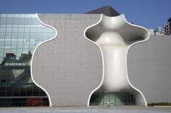 Den nationella Taichung teatern Royaltyfria Bilder
