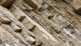 Den naturliga stenen texturerar Arkivfoton