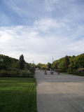 Den naturliga Toronto ön parkerar Royaltyfri Bild