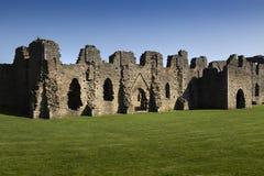 Den Neath abbotskloster fördärvar royaltyfria bilder
