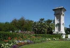 Den New Orleans staden parkerar royaltyfri fotografi