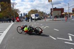 Den New York City maraton 2014 12 Royaltyfria Foton