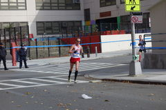 Den New York City maraton 2014 60 Arkivbild