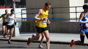 Den New York City maraton 2014 102 Royaltyfri Bild