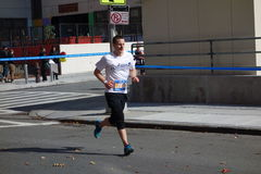 Den New York City maraton 2014 107 Arkivbilder