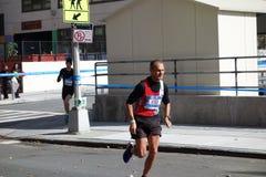 Den New York City maraton 2014 111 Royaltyfri Fotografi