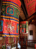 Den Ngoc Son temple in Hanoi Royalty Free Stock Photo