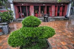 Den Ngoc son temple, Hoan Kiem Lake, Hanoi. Den Ngoc son temple in Hoan Kiem lake, Hanoi, Vietnam royalty free stock photo