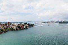 Den norr kusten av Sydney, Australien Fotografering för Bildbyråer