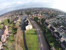 Den Nottingham horisonten Royaltyfri Foto