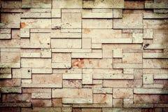 Den nya designen av den moderna väggen Fotografering för Bildbyråer