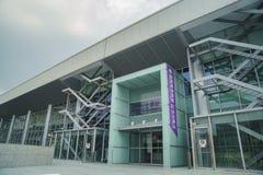 Den nya Taipei huvudsakliga stationen Royaltyfria Foton