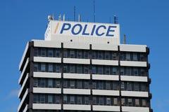 Den nyazeeländska polisen Royaltyfri Foto
