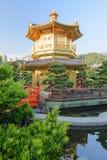 Den orientaliska Nan Lian Garden Royaltyfria Bilder