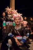 Den original- Dong Chorus, Guizhou, porslin arkivbilder