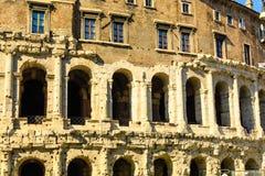 Den original- Roman Coliseum Arkivbild