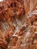 Den Ormiston klyftan i de Mcdonnell områdena arkivfoton