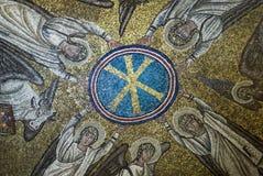 Den ortodoxa baptisteryen eller Neonianen Royaltyfri Fotografi