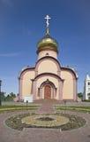 Den ortodoxa kyrkan, kloster Royaltyfri Bild