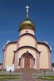 Den ortodoxa kyrkan, kloster Fotografering för Bildbyråer