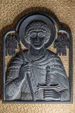 Den ortodoxa symbolen Royaltyfria Bilder