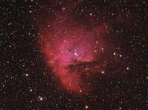 Den Pacman nebulosan Arkivbild