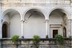 Den Palazzo deien Capitani del Popolo Arkivfoto